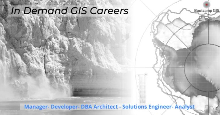 GIS analyst salaries in the growing GIS career field
