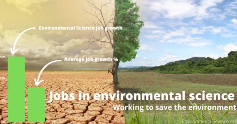 Jobs in Environmental Science