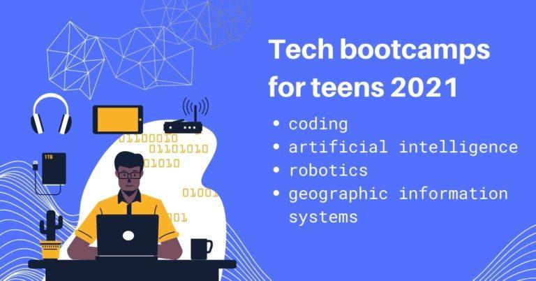 teen tech bootcamps