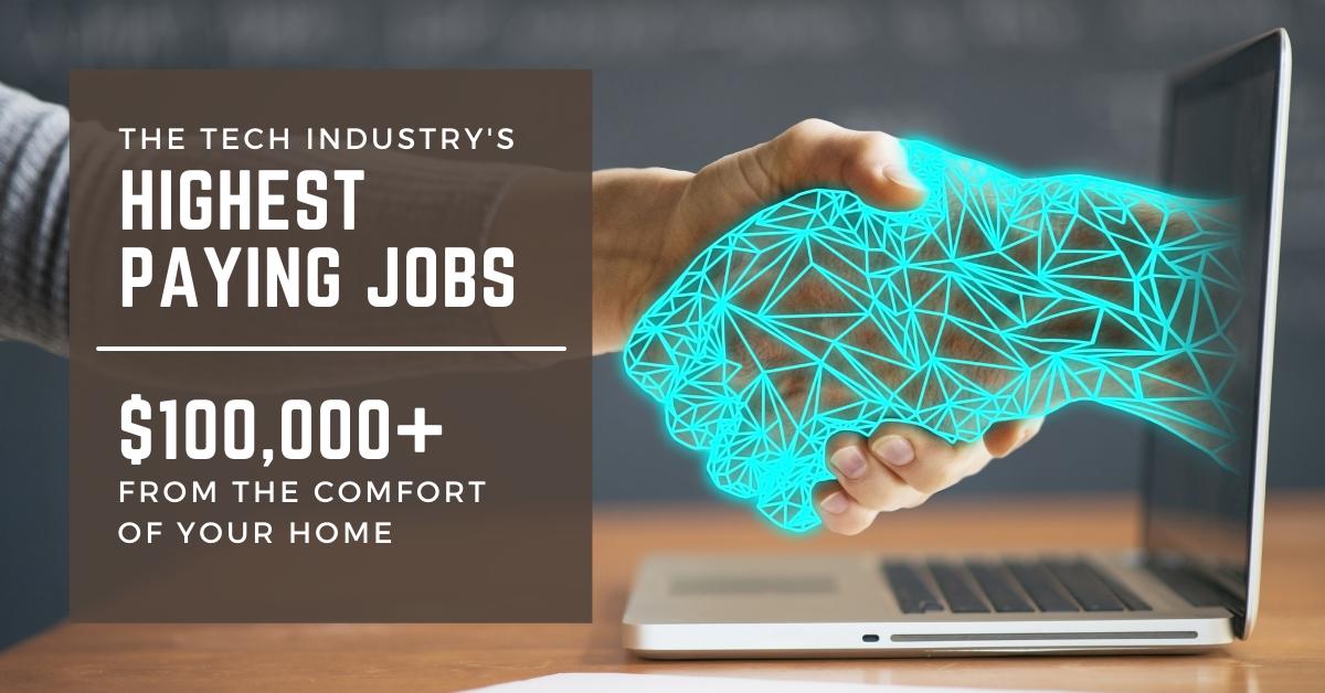 Best paid tech jobs